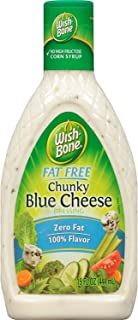 Wish-Bone Fat Free Chunky Blue Cheese Dressing, 15 FL OZ