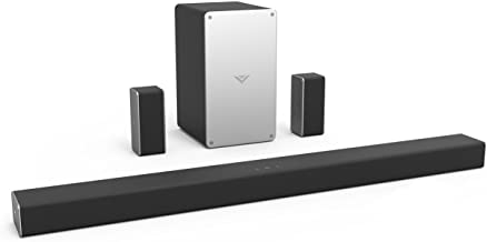 "VIZIO Sound Bar for TV, 36"" 5.1 Surround Sound System for TV with Wireless Subwoofer and Bluetooth, Channel Home Theater H..."