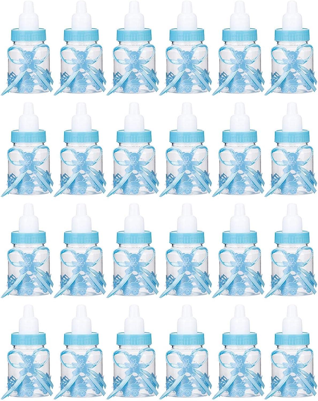 24pcs Lovely Plastic Milk Keepsake Bottle Decoration Max 40% OFF Cheap Sale 87% OFF Exquisite