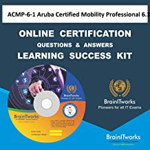 ACMP-6-1 Aruba Certified Mobility Professional 6.1 Online Certification Video Learning Made Easy
