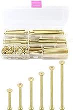 copper binding screws