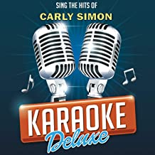 In The Wee Small Hours Of The Morning (Originally Performed By Carly Simon) [Karaoke Version]