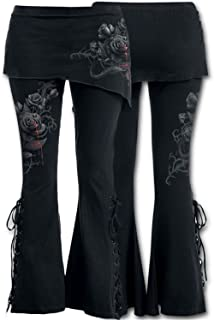 a05f99756a Amazon.com: plus size gothic clothing - Pants / Clothing: Clothing ...
