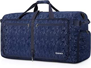 150L Travel Duffel Bag Foldable Extra Large Duffle Bag XL Heavy Duty for Men Women for Luggage Shopping