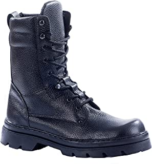 Authentic Ex-Soviet Tactical/Duty/Hiking SWAT Boots (Sigma 102) Made in Belarus.