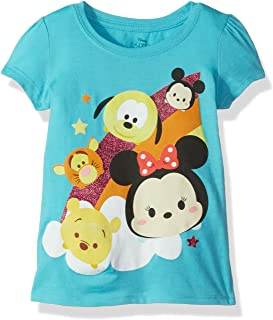 Disney Girls' Tsum Tsum T-Shirt