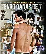 Tengo Ganas De Ti La Historia De Tres Metros Sobre Cielo Continua DVD Ntsc