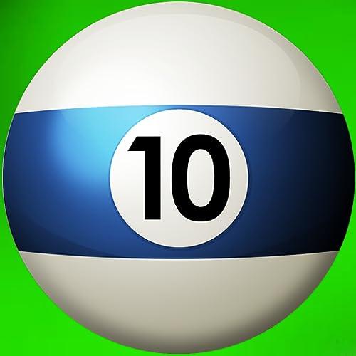 Ten Ball Billiards Games