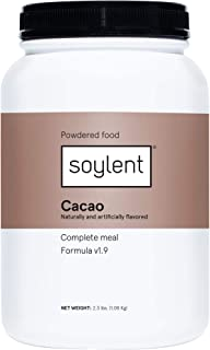 Soylent Meal Replacement Powder, Cacao, 36.8 Ounce