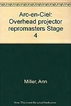 Overhead projector repromasters (Stage 4) (Arc-en-Ciel)