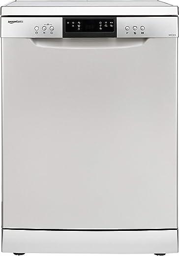AmazonBasics 12 Place setting Dishwasher – improved version (Silver color)