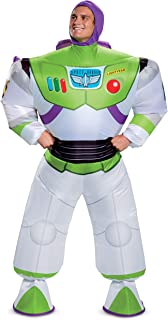 Men's Buzz Lightyear Inflatable Adult Costume