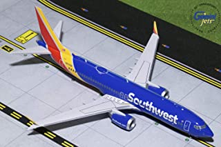Gemini200 Southwest Airlines B737 MAX 8 N8706W 1:200 Scale Diecast Model