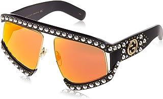 f6105d59fc5 Sunglasses Gucci GG 0234 S- 002 BLACK RED