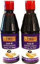 Lee Kum Hoisin Sauce 2 Pack of 20 oz Bottles