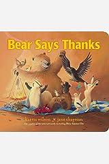 Bear Says Thanks (The Bear Books) Kindle Edition