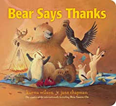 Bear Says Thanks (Classic Board Books)