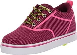 Heelys Kids' Launch Knit Tennis Shoe