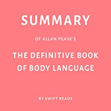 the definitive book of body language audiobook