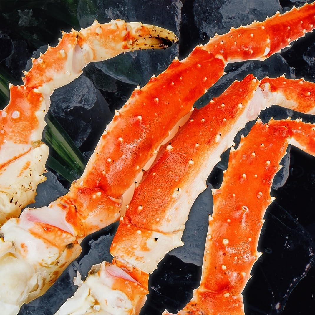 とげのある容器アウター【旨み2倍】 特大 タラバガニ 足 美味しさ濃縮 厳選品 たらば蟹 約2kg