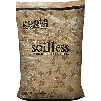 Roots Organics ROS, 1.5 cu. Ft. Coco Soilless Mix, Natural