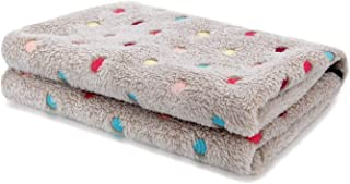 PAWZ Road Pet Dog Manta Fluffy Fleece Fabric Suave y Linda