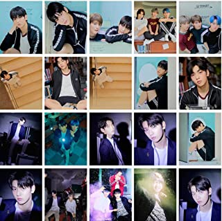 gerFogoo Kpop TXT Tomorrow X Together Ablum The Dream Chapter: Star Photo Card Poster Lomo Cards Self Made Paper HD Photoc...