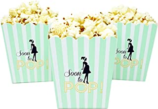 24 Count Favors /& Souvenirs Fun Express Little Peanut Popcorn Paper Boxes Table Centerpiece Great for Baby Shower Supplies