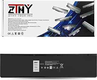 ZTHY High Capacity 54Wh 3RNFD Laptop Battery for Dell Latitude E7440 E7420 E7450 Series Notebook V8XN3 G95J5 34GKR 0909H5 0G95J5 5K1GW 6986MAH E225846 451-BBOG 7.4V 6986mAh