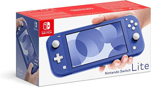 Nintendo Switch Lite Azul
