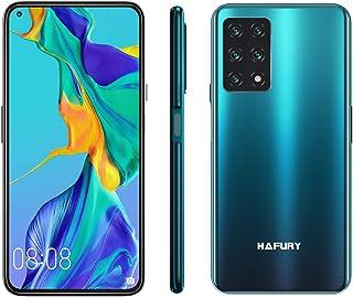 HAFURY GT20 Unlocked Smartphone, 6GB RAM/128GB, 6.4-Inch Display, 48MP Cameras, 4200mAh Battery, Android 10, Global Versio...