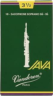 Vandoren CR6235 Pack de 10 anches pour Clarinette Basse SiB 3.5