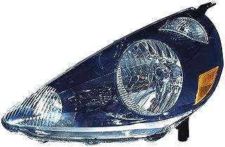 Depo 317-1151L-UF2 Head Lamp Unit (Honda Fit 07-08 Nighthawk Black(Code B92P) Driver Side Nsf)