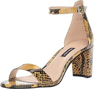 Women's 2 Piece Sandal Heeled