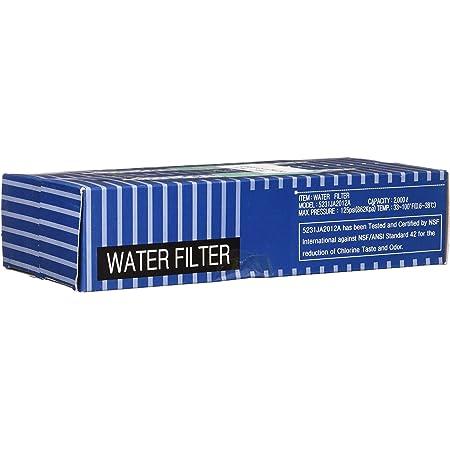 Water Filter 5231JA2012A   2x Filtres à Eau Réfrigérateur - Compatible avec LG, Hotpoint Modèles 5231JA2012B, BL9808, BL-9808 - Cartouche Filtrante