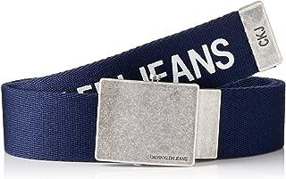 Calvin Klein Jeans Men's Military Belt 3.5Cm