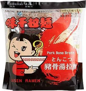 AJISEN RAMEN Pork Bone Broth Japanese Ramen 303g [Imported]
