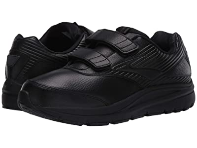 Brooks Addiction Walker V-Strap 2 (Black/Black) Women