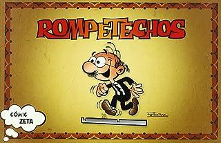 ROMPETECHOS (BEST SELLER ZETA BOLSILLO)