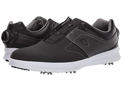 FootJoy Contour Series (Black/Charcoal 2) Men