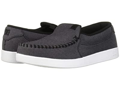 DC Villain TX SE (Heather Charcoal) Men