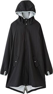 トゥーアンドフロー レインコート[ブラック] Mサイズ