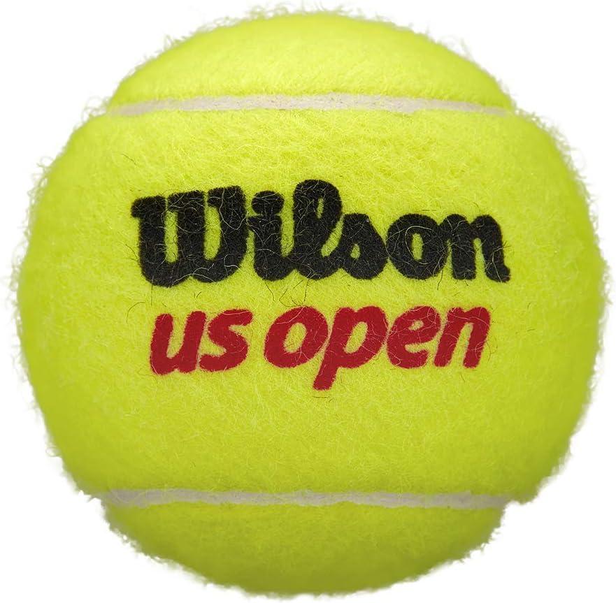 ein Karton á 72 Bälle Wilson US Open Tennisbälle