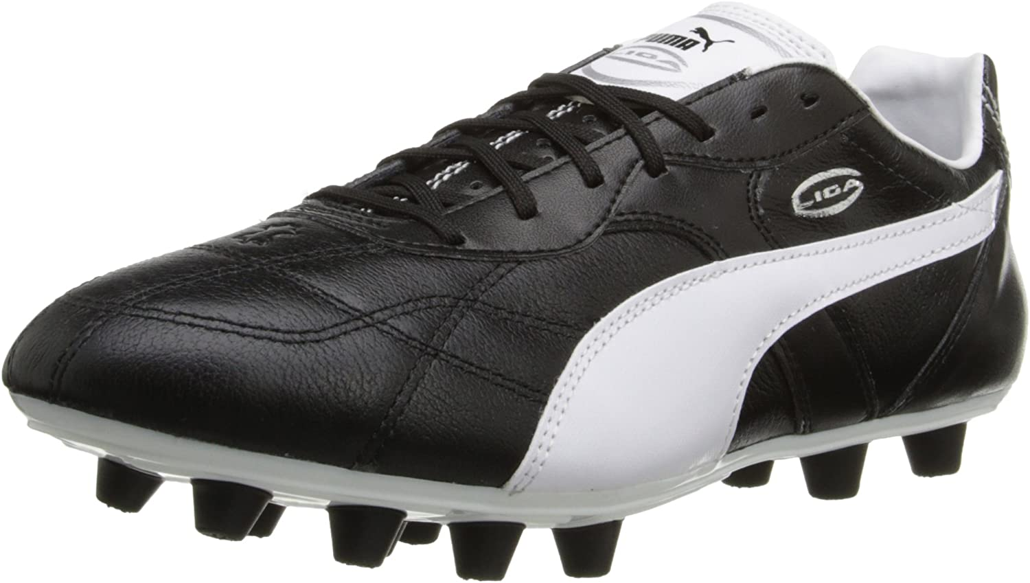 PUMA Men's Liga Classico Firm Ground Soccer Cleat