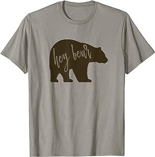 hey bear shirt