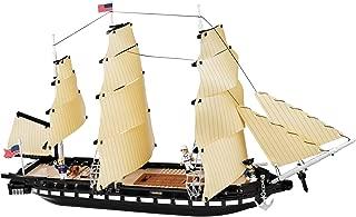 COBI Smithsonian USS Constitution Building Kit