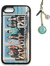 Fanstown Kpop BTS Bangtan Boys iPhone 7/8 case You Never Walk Alone + Album Logo Pendant (E01)