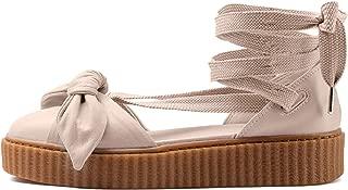 PUMA Women's Fenty x Bow Creeper Sandals, Pink Tint, 5.5 B(M) US