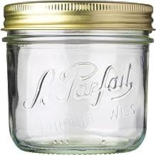 Le Parfait Familia Wiss Terrines Jar, 500ML, 10cm Diameter (922938)