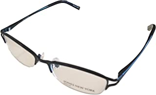 JONES NEW YORK Eyeglasses J129 Teal 48MM